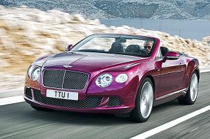 Bentleys Power-Cabrio