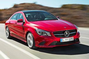 So kommt der Mercedes CLA