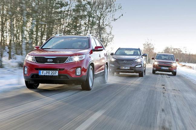 Video: Kia, Hyundai, Mitsubishi