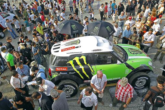 Rallye Dakar 2013 – Start der 35. Auflage