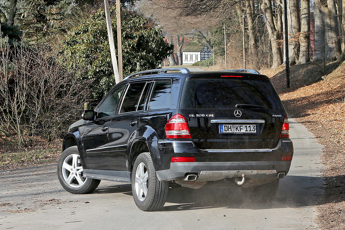 Mercedes GL 320 CDI 4Matic