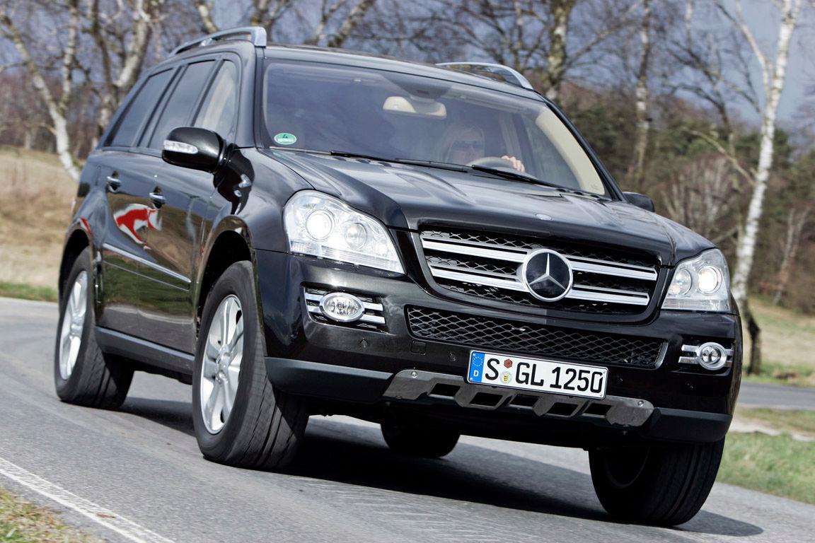 Mercedes GL 420 CDI 4-matic