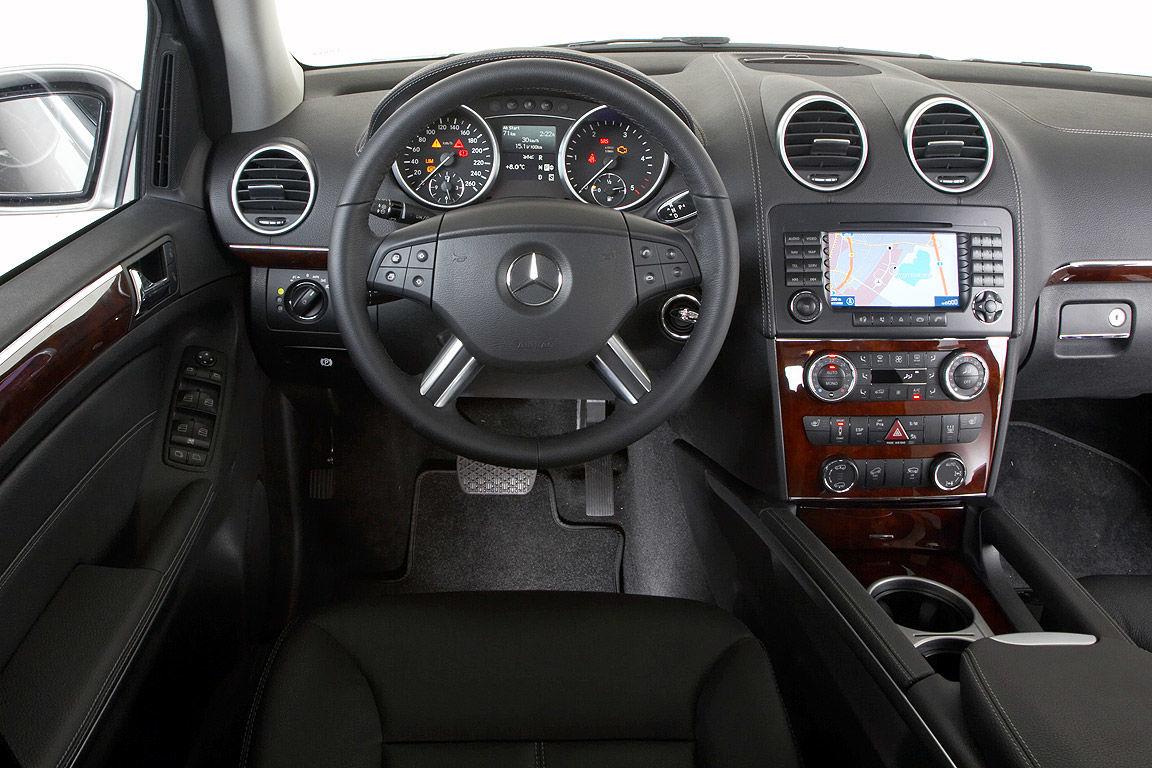 Mercedes GL-Klasse GL 420 CDI