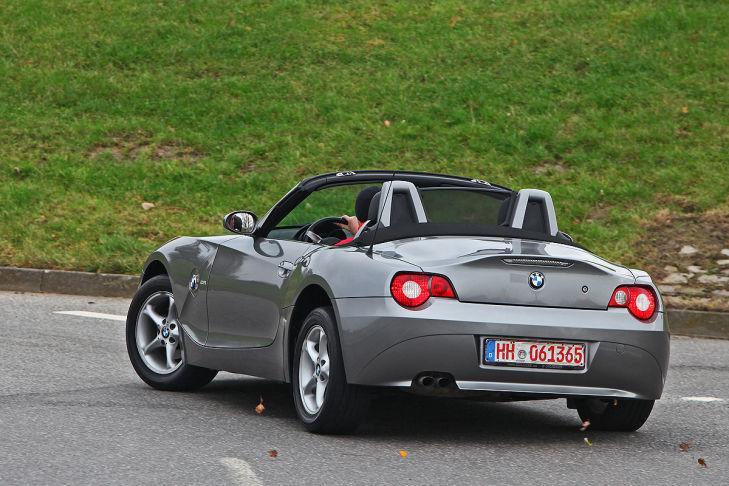 Gebrauchter Bmw Z4 Im Test Bilder Autobild De