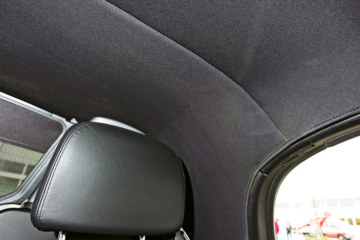 BMW Z4 2.2i: Verdeck