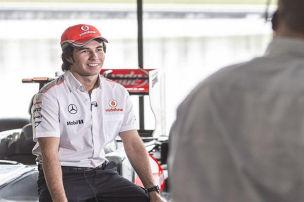 Perez fordert Teamkollege Button heraus:
