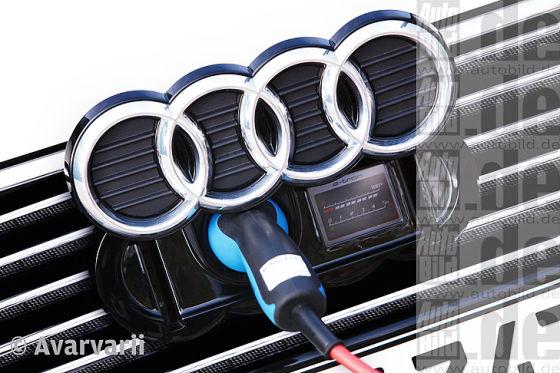 Stecker Audi A3 Plug-in-Hybrid