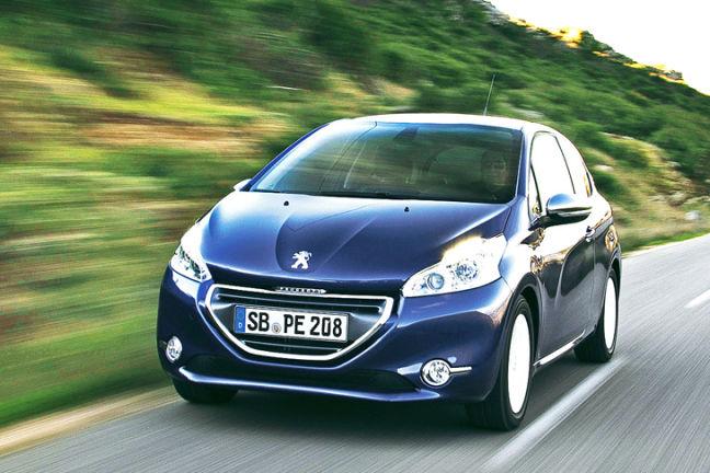 Video: Peugeot 208 68 VTi