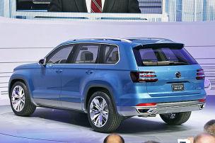 US-SUV von Volkswagen