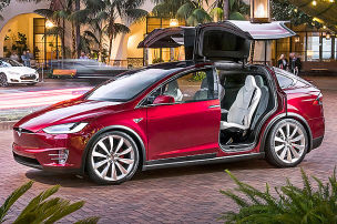 Alles zu Teslas Elektro-SUV