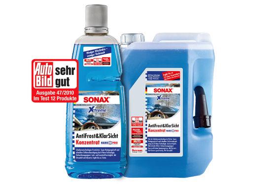 Sonax-Winterscheibenreiniger