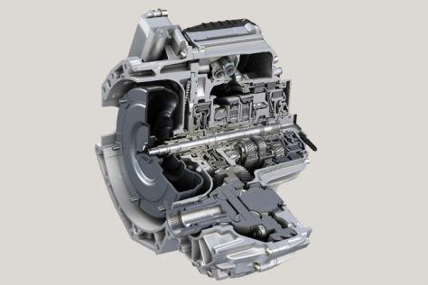 Neungang-Automatikgetriebe