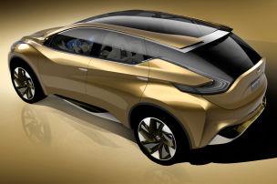 Design-Zukunft von Nissan