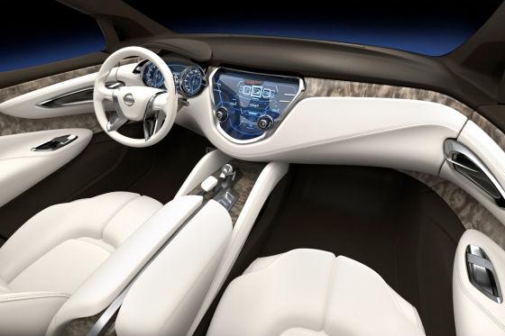 Nissan Studie Resonance Crossover Concept auf der Detroit Auto Show 2013