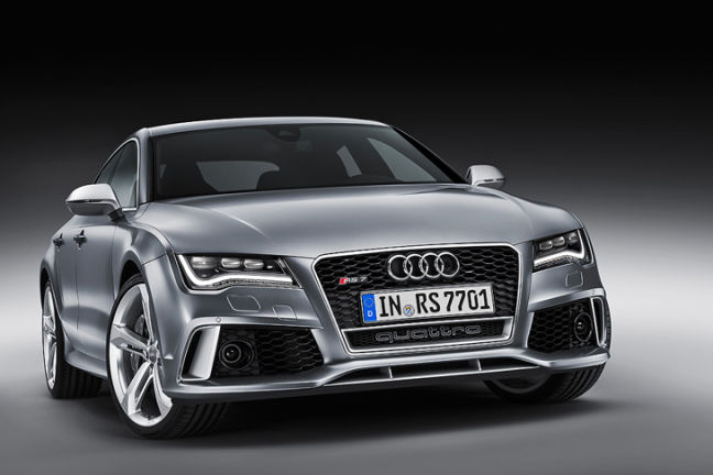 Video: Audi RS 7 Sportback