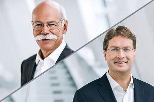 Führungswechsel bei Daimler