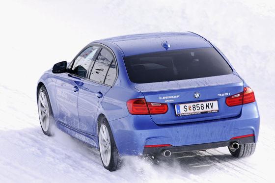 BMW 335i xDrive Automatik