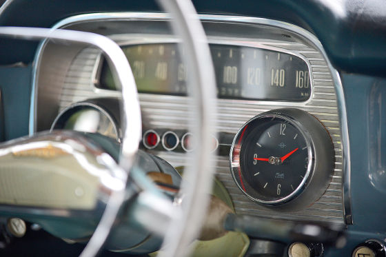 Opel Kapitän P 2.6