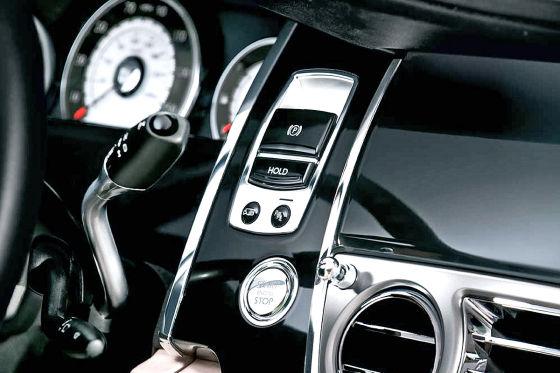 Rolls-Royce lässt den Geist aus der Flasche