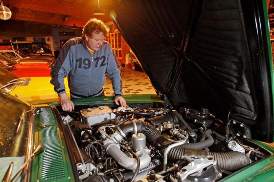 Mein Rolls-Royce zum Golf-Tarif