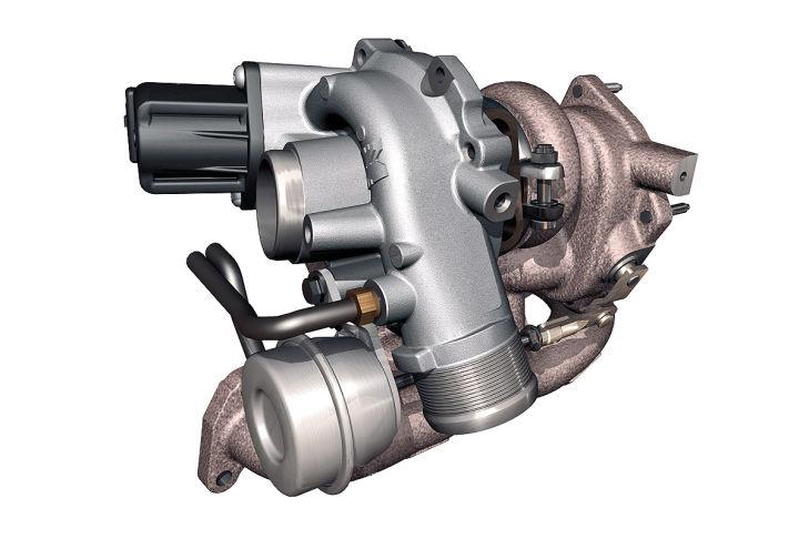 VW: Turbolader