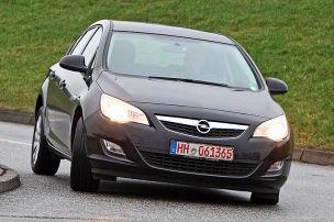Opel Astra ab 9500 Euro