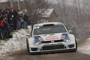WP1: Ogier und Volkswagen schneller als Loeb