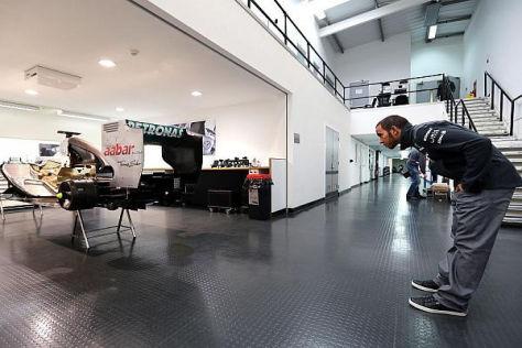 Lewis Hamilton will bei Mercedes auf Anhieb für Verbesserungen sorgen