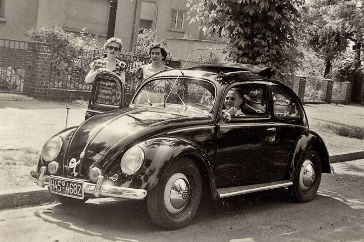 VW Oval-Käfer