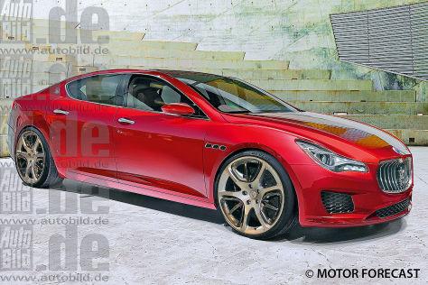 Fiat Neues Maserati Werk Eroffnet Autobild De