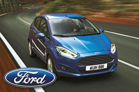 Ford Fiesta im Wert von über 21.000 Euro
