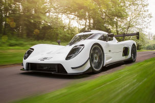 Die 30 stärksten Sportwagen der Welt