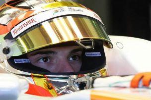 Bianchi testet Force India: Chancen auf Renncockpit?