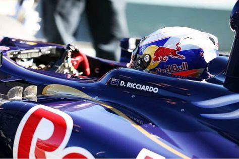 Daniel Ricciardo will Landsmann Mark Webber bei Red Bull beerben