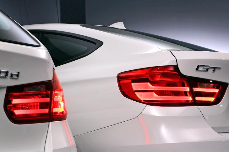 BMW 3er GT BMW 3er Touring