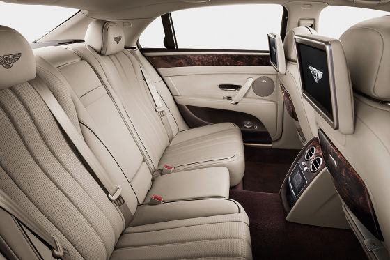 Bentley Flying Spur (2013)