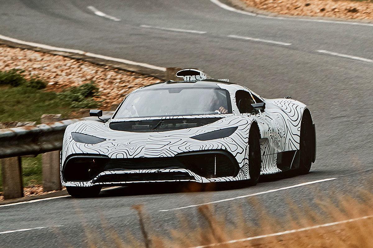 Die stärksten Sportwagen der Welt