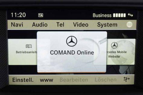 Daimler/Telekom: Multimedia-System