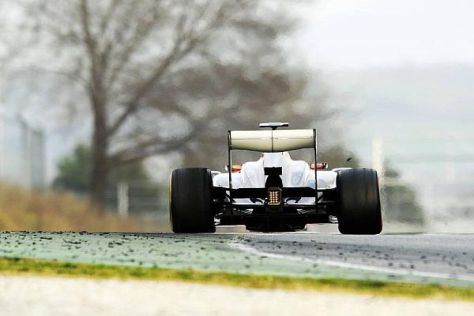 Nico Hülkenberg überzeugte mit sehr starken Longruns auf harten Reifen
