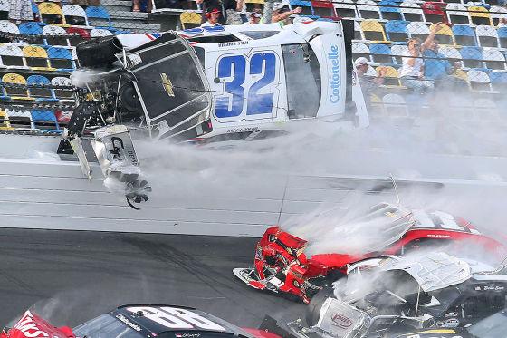 Horrorcrash in Daytona