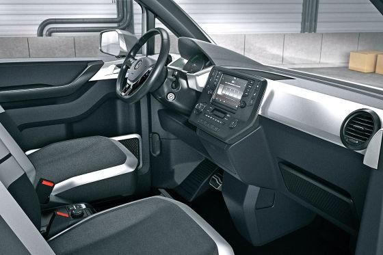VW e-Co-Motion Concept