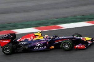Auftakt der letzten Testwoche: Webber schneller als Hamilton
