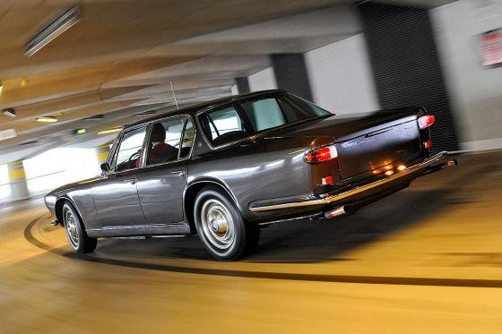 Maserati Quattroporte I 4100