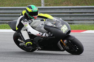 Laverty sieht Potenzial im neuen PBM-Motorrad