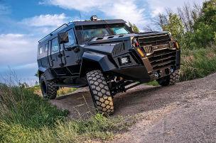 SUV für Spezialeinheiten