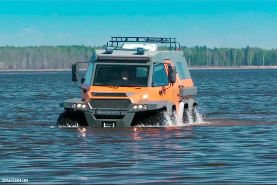 Die extremsten SUVs und 4x4 der Welt