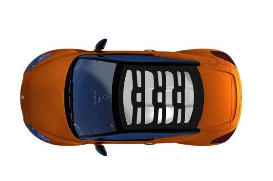 "Peugeot RCZ Cabrio ""View Top"" Studie"
