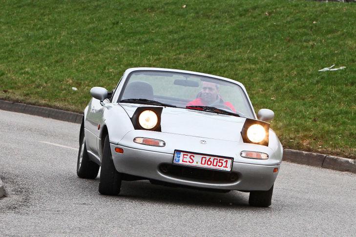 Mazda MX-5 (Typ NA)