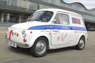 Ein Fiat zum Verlieben