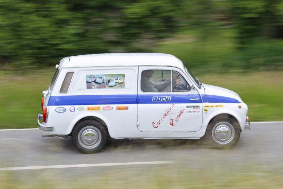 Fiat 500 K Furgoncino